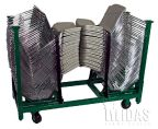Heavy Duty Cart for Resin Stacker chairs