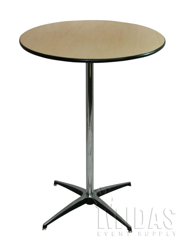 Tables Pedestal Cocktail Tables 30 Quot Round Pedestal