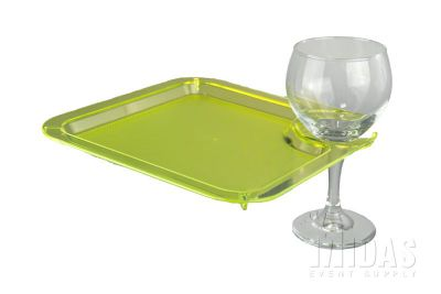 Patio PLATE BUTTERCUP (Yellow) - SALE